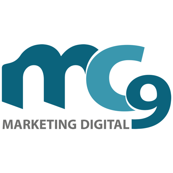 MC9 Marketing Digital Logotipo